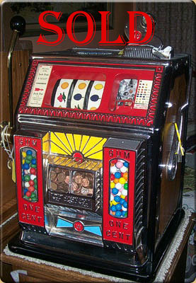 Watling Double Jackpot Slot Machine