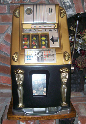 antique slot machines san diego